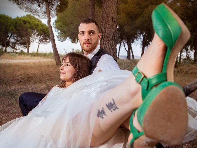La boda de Alex y Maria en Almudevar, Huesca 32