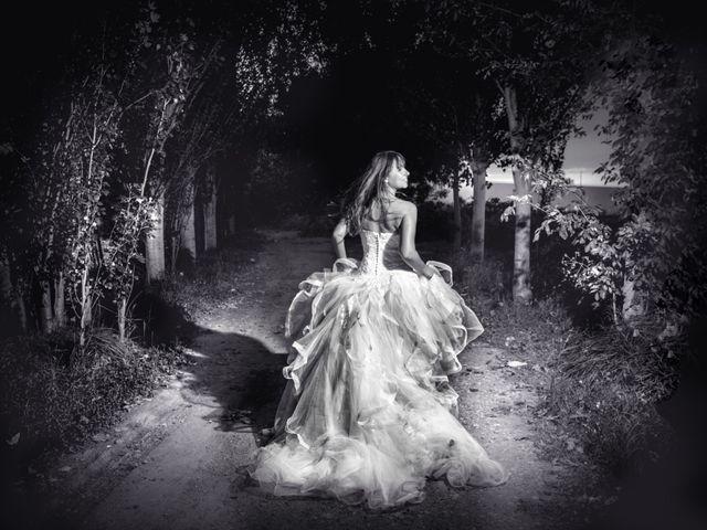 La boda de Alex y Maria en Almudevar, Huesca 35
