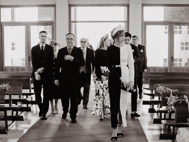 La boda de Paco y María en San Agustin De Guadalix, Madrid 9