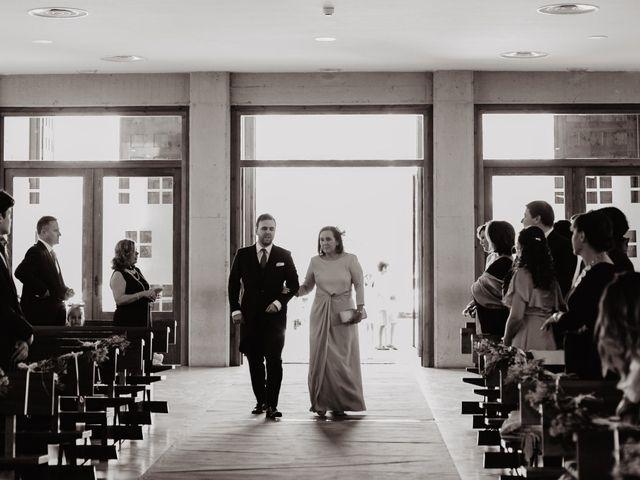 La boda de Paco y María en San Agustin De Guadalix, Madrid 11