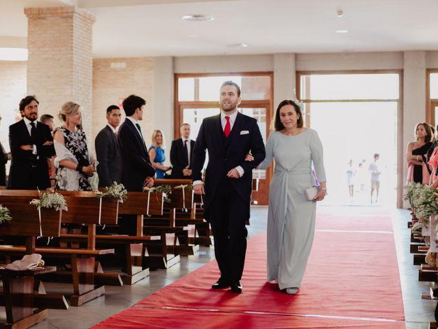 La boda de Paco y María en San Agustin De Guadalix, Madrid 12