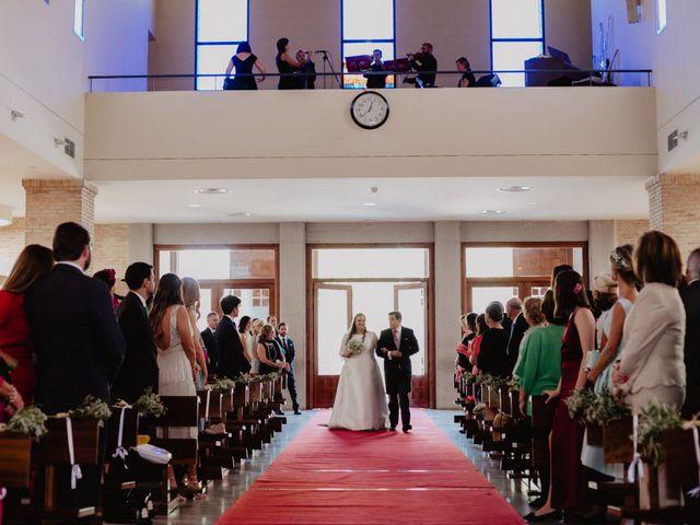 La boda de Paco y María en San Agustin De Guadalix, Madrid 13