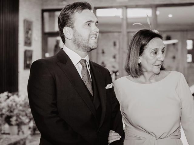 La boda de Paco y María en San Agustin De Guadalix, Madrid 14