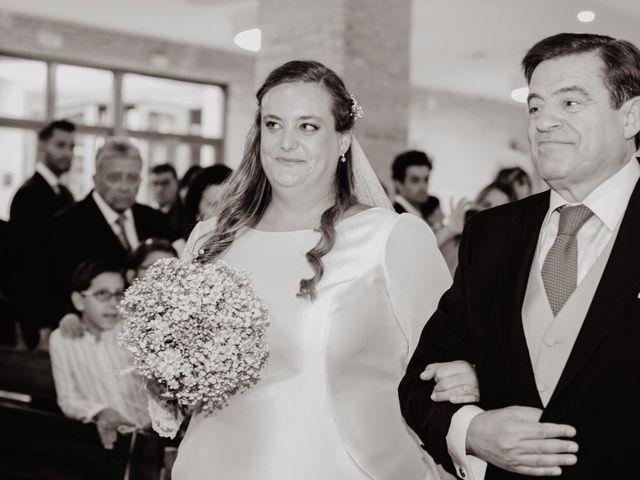 La boda de Paco y María en San Agustin De Guadalix, Madrid 15