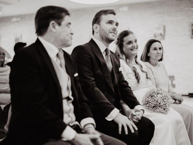 La boda de Paco y María en San Agustin De Guadalix, Madrid 17