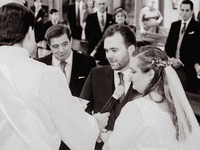 La boda de Paco y María en San Agustin De Guadalix, Madrid 18