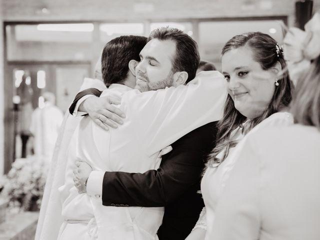 La boda de Paco y María en San Agustin De Guadalix, Madrid 22