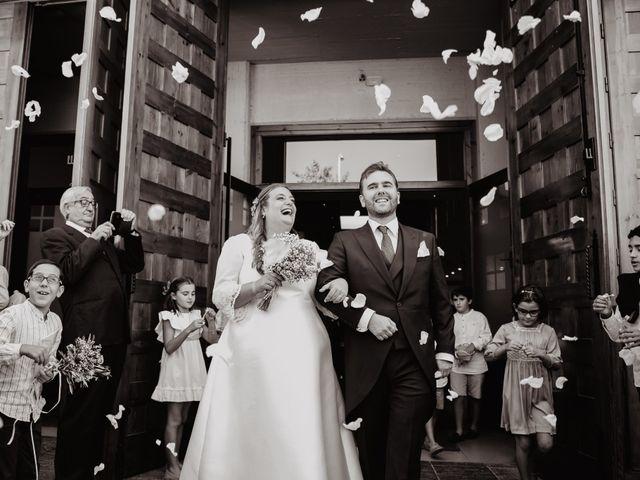 La boda de Paco y María en San Agustin De Guadalix, Madrid 26
