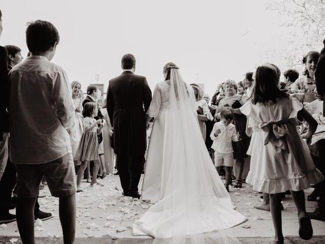 La boda de Paco y María en San Agustin De Guadalix, Madrid 27