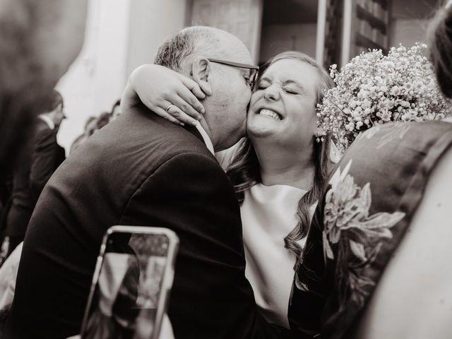 La boda de Paco y María en San Agustin De Guadalix, Madrid 29