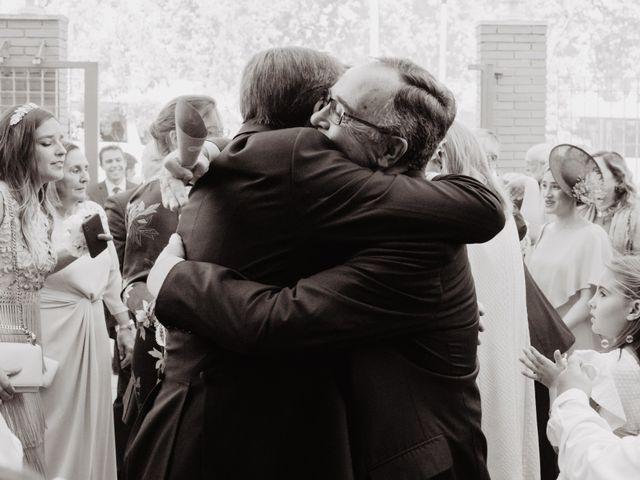 La boda de Paco y María en San Agustin De Guadalix, Madrid 30