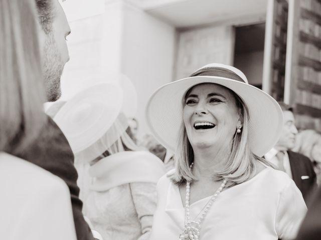 La boda de Paco y María en San Agustin De Guadalix, Madrid 31