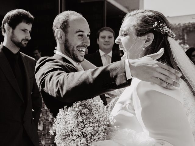 La boda de Paco y María en San Agustin De Guadalix, Madrid 34