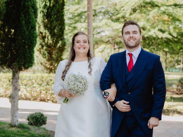 La boda de Paco y María en San Agustin De Guadalix, Madrid 45