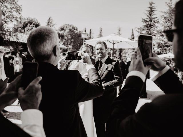 La boda de Paco y María en San Agustin De Guadalix, Madrid 46