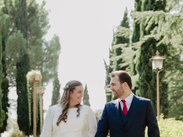 La boda de Paco y María en San Agustin De Guadalix, Madrid 48