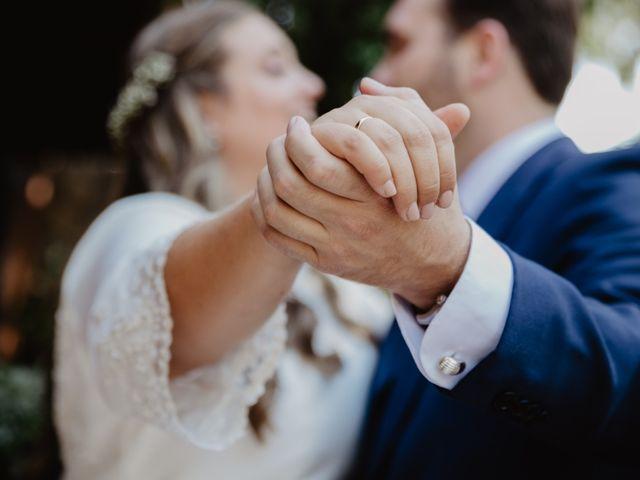 La boda de Paco y María en San Agustin De Guadalix, Madrid 52