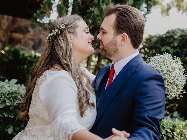 La boda de Paco y María en San Agustin De Guadalix, Madrid 53
