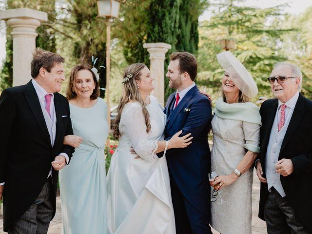 La boda de Paco y María en San Agustin De Guadalix, Madrid 59