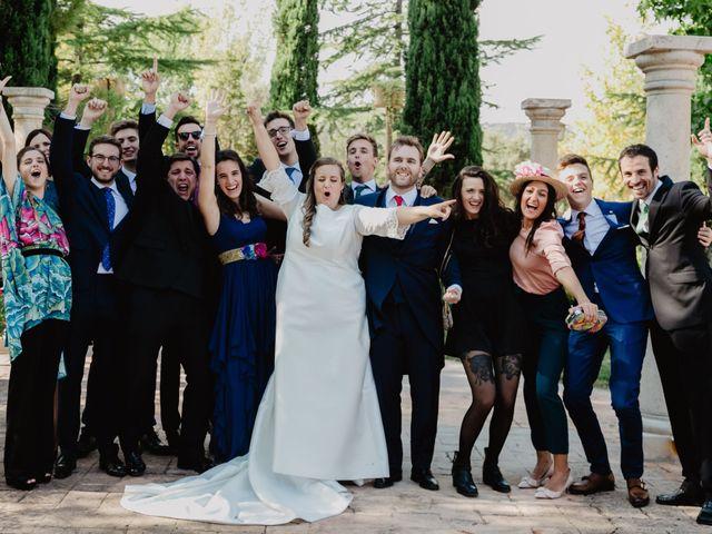 La boda de Paco y María en San Agustin De Guadalix, Madrid 61
