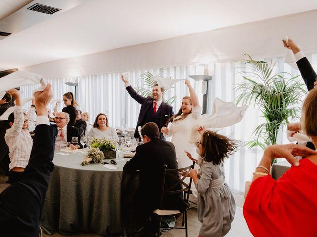 La boda de Paco y María en San Agustin De Guadalix, Madrid 72