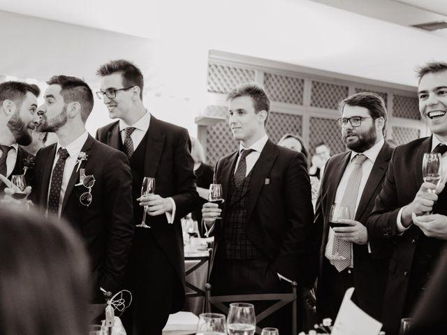 La boda de Paco y María en San Agustin De Guadalix, Madrid 79