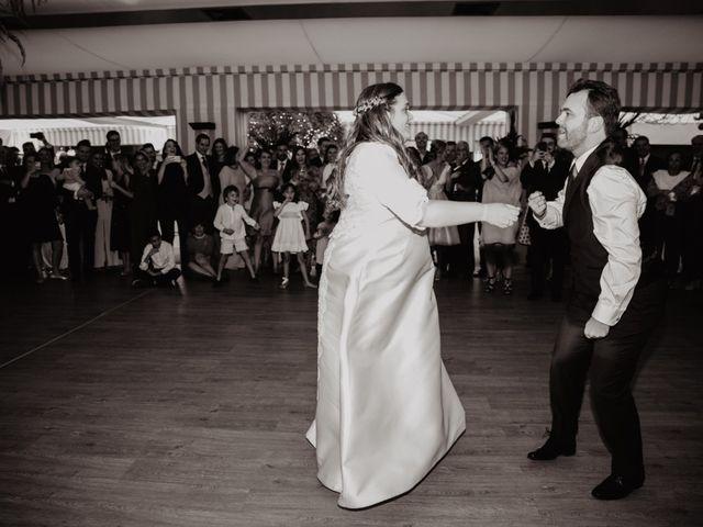 La boda de Paco y María en San Agustin De Guadalix, Madrid 89