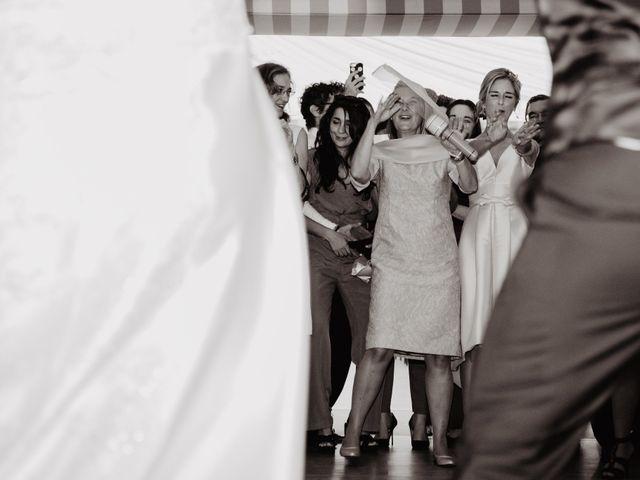 La boda de Paco y María en San Agustin De Guadalix, Madrid 91