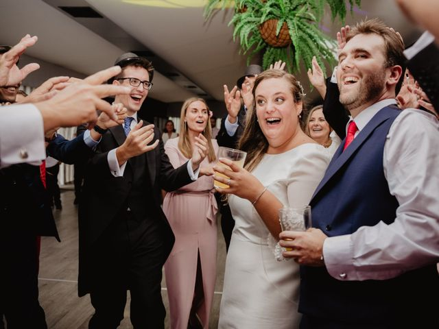 La boda de Paco y María en San Agustin De Guadalix, Madrid 103