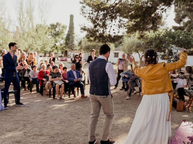 La boda de Dani y Laia en Saifores, Tarragona 4