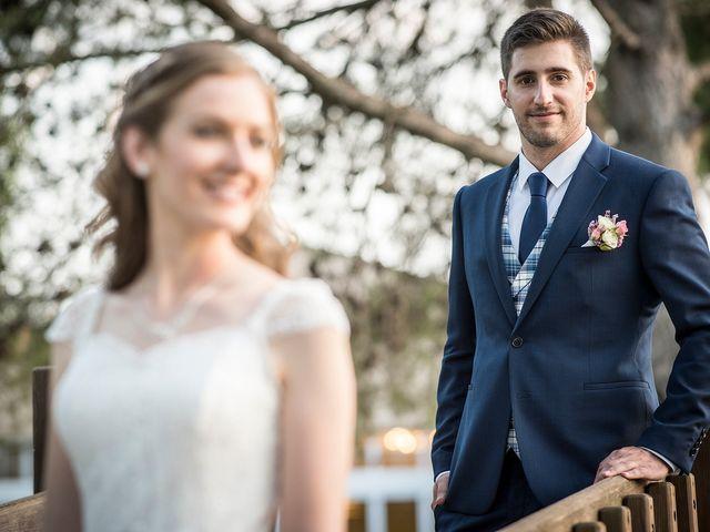 La boda de Josemari y Lidia en Alcala De Ebro, Zaragoza 10