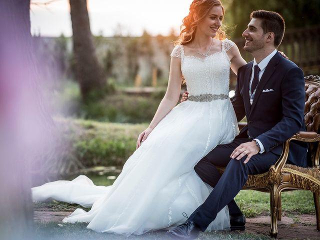 La boda de Josemari y Lidia en Alcala De Ebro, Zaragoza 11