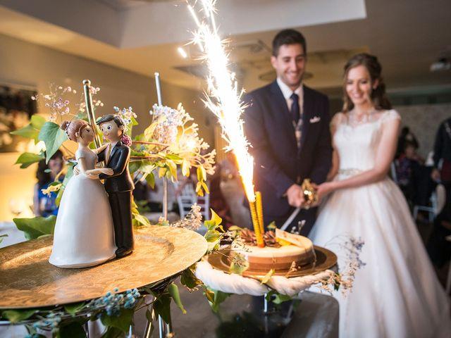 La boda de Josemari y Lidia en Alcala De Ebro, Zaragoza 16