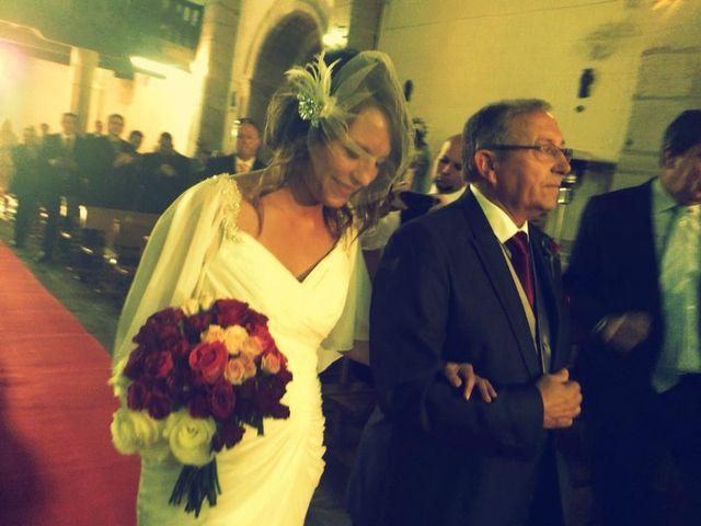 La boda de Javier y Carolina en Santibañez El Bajo, Cáceres 2