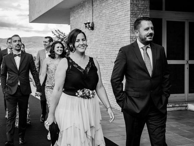 La boda de David y Margarita en Ponferrada, León 12