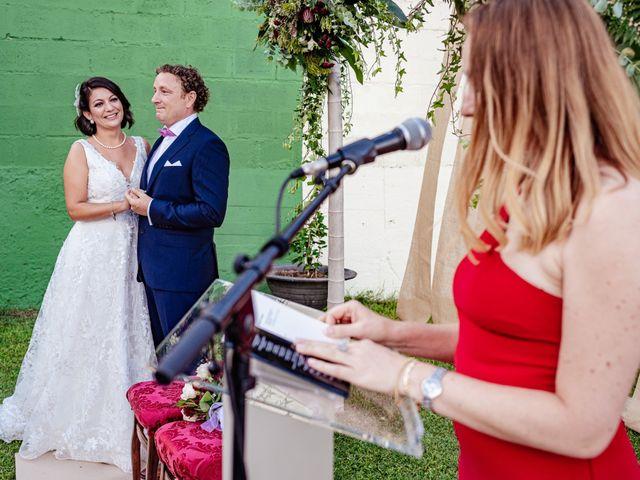 La boda de David y Margarita en Ponferrada, León 17
