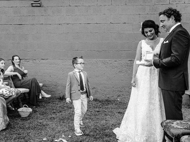 La boda de David y Margarita en Ponferrada, León 19