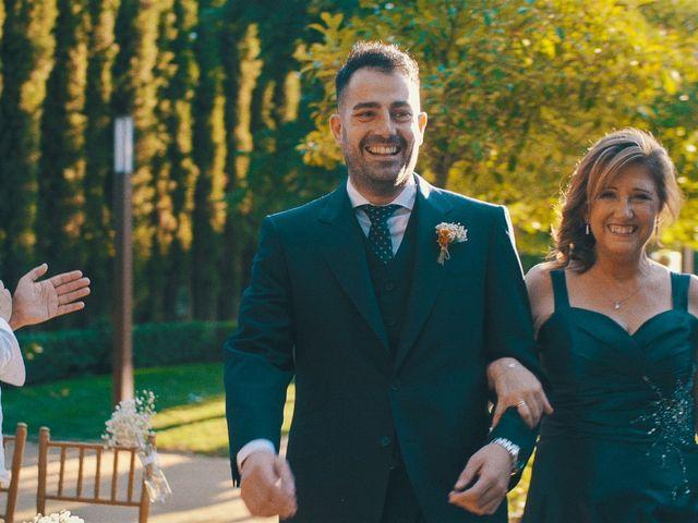 La boda de David y Marta en San Sebastian De Los Reyes, Madrid 4