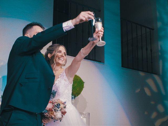 La boda de David y Marta en San Sebastian De Los Reyes, Madrid 8