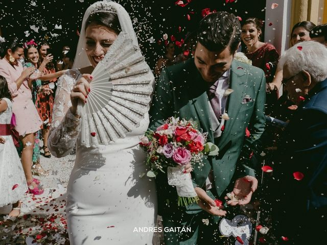 La boda de Macarena y Ezequiel