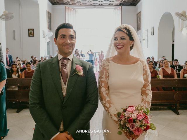 La boda de Ezequiel  y Macarena en Sevilla, Sevilla 1