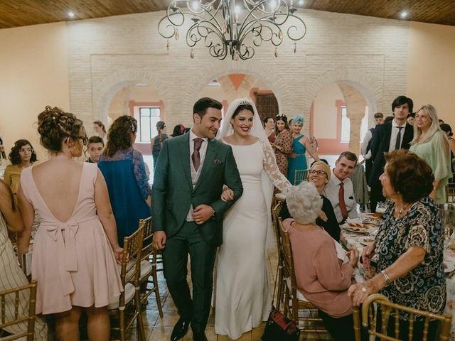 La boda de Ezequiel  y Macarena en Sevilla, Sevilla 5