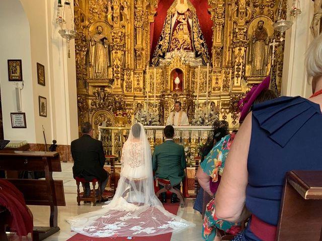 La boda de Ezequiel  y Macarena en Sevilla, Sevilla 6