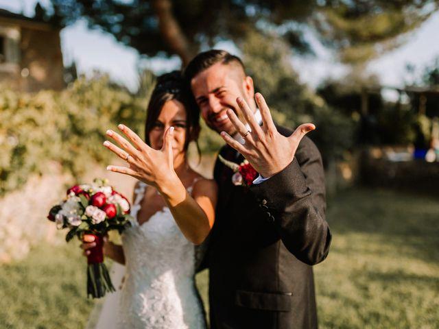 La boda de Alba y Pedro