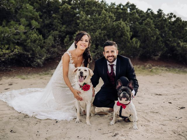 La boda de Pedro y Alba en Palma De Mallorca, Islas Baleares 19