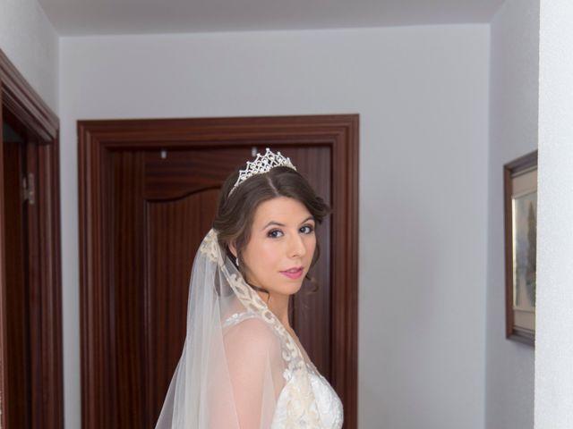 La boda de Araceli y Miguel Ángel en Lucena, Córdoba 9