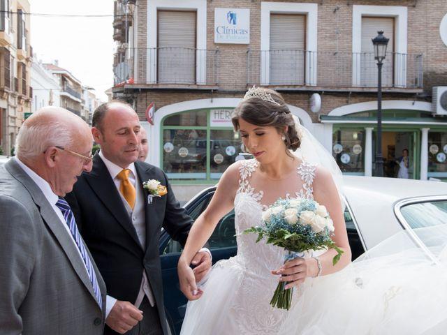 La boda de Araceli y Miguel Ángel en Lucena, Córdoba 11