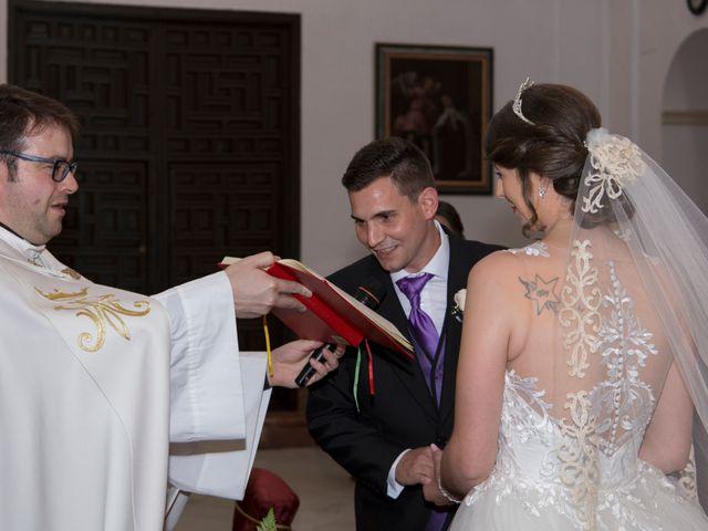 La boda de Araceli y Miguel Ángel en Lucena, Córdoba 13