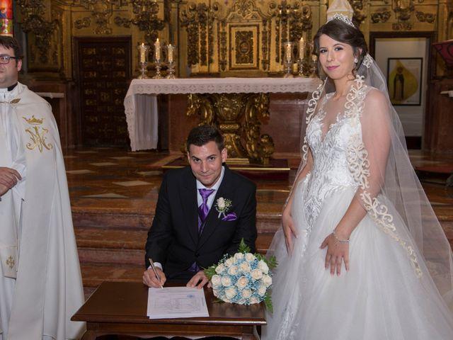 La boda de Araceli y Miguel Ángel en Lucena, Córdoba 16