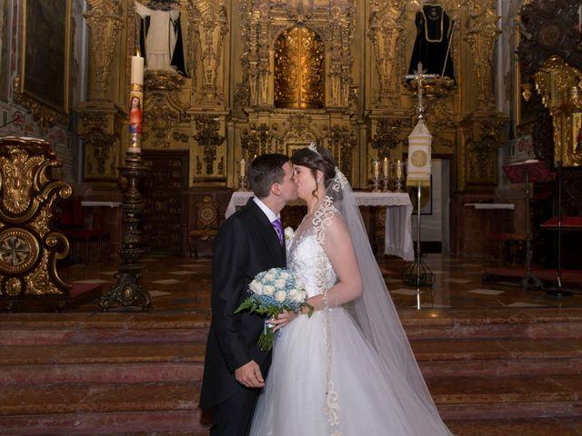 La boda de Araceli y Miguel Ángel en Lucena, Córdoba 17